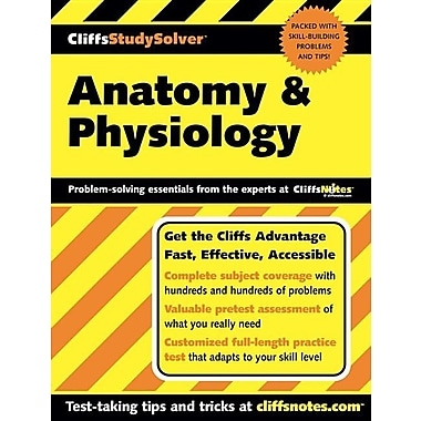 Cliffsstudysolver: Anatomy and Physiology