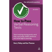 How to Pass Verbal Reasoning Tests:  Tests Involving Missing Words