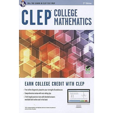 CLEP College Math