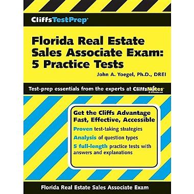 Florida Real Estate Sales Associate Exam: 5 Practice Tests