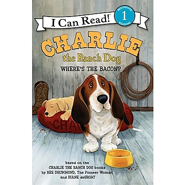 Charlie the Ranch Dog: Where's the Bacon?