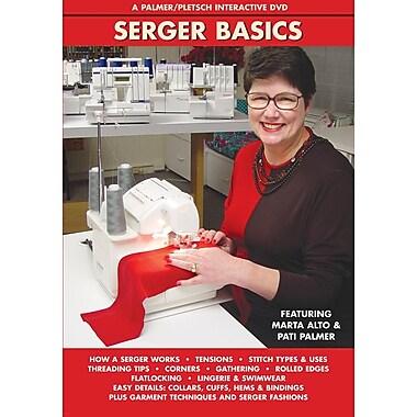 Serger Basics: A Palmer/Pletsch Interactive DVD