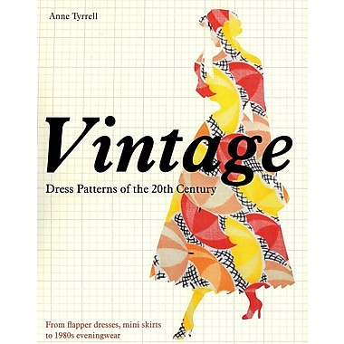 Vintage Dress Patterns of the 20th Century: From Flapper Dresses, Mini Skirts to 1980s Eveningwear
