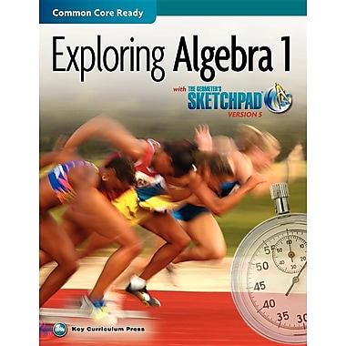 Exploring Algebra 1 with the Geometer's Sketchpad V5