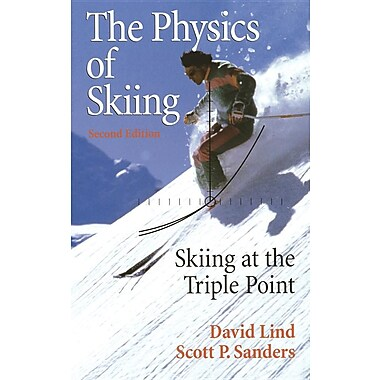 The Physics of Skiing: Skiing at the Triple Point