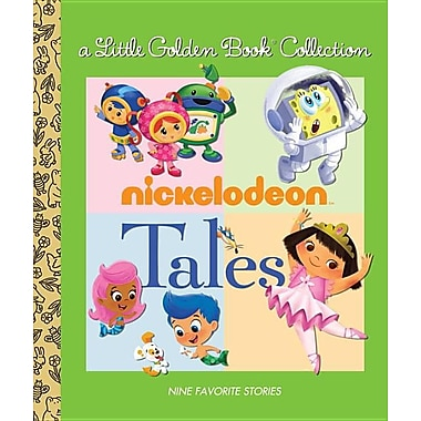 Nickelodeon Little Golden Book Collection (Nickelodeon)