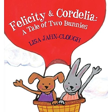 Felicity & Cordelia: A Tale of Two Bunnies