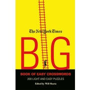 The New York Times Big Book of Easy Crosswords: 200 Light and Easy Puzzles