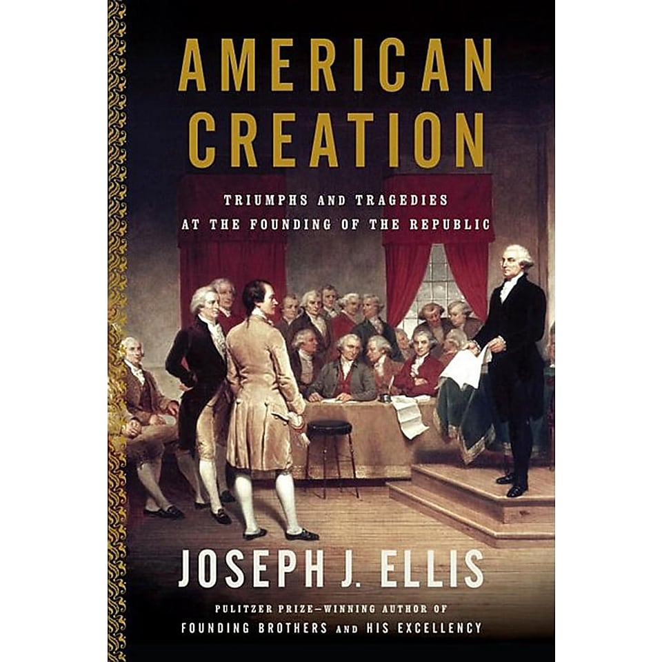 major thesis of founding brothers Essays & papers founding brothers - paper example founding brothers thorough his whole life ellis studied the phenomenon of american history and its major.