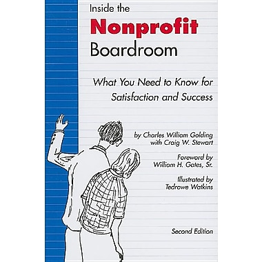 Inside the Nonprofit Boardroom: What You Need to Know for Satisfaction and Success
