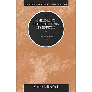 Children's Literature and Its Effects