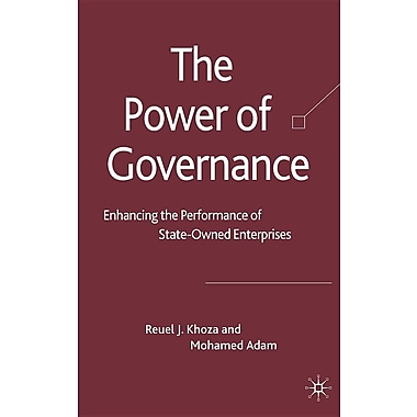 The Power of Governance: Enhancing the Performance of State-Owned Enterprises