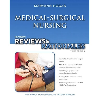 Pearson Reviews & Rationales: Medical-Surgical Nursing with