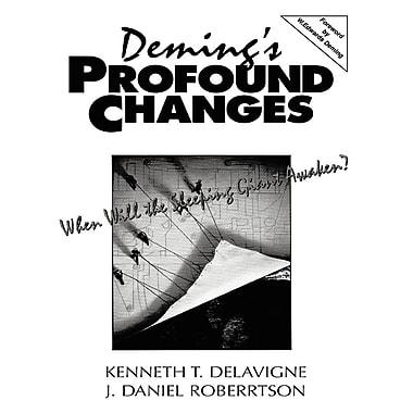 Deming's Profound Changes: When Will the Sleeping Giant Awaken?
