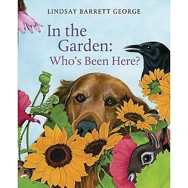 In the Garden: Who's Been Here?
