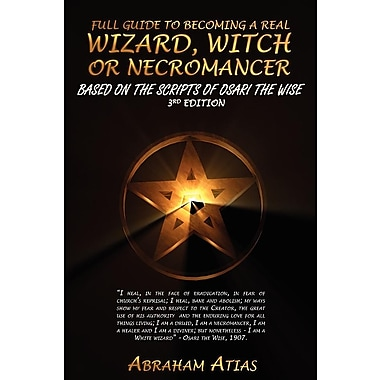 Full Guide to Becoming a Real Wizard, Witch or Necromancer