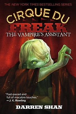 The Vampire's Assistant: Cirque Du Freak 1325241