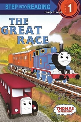 The Great Race: Thomas & Friends 1325259