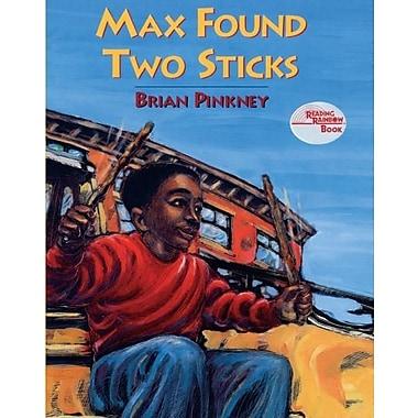 Max Found Two Sticks