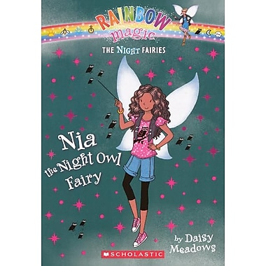 Nia the Night Owl Fairy
