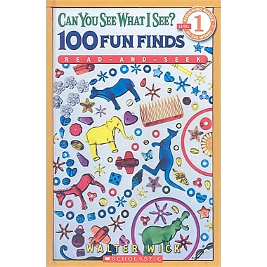 Can You See What I See?: 100 Fun Finds