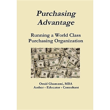 Purchasing Advantage - Running a World Class Purchasing Organization