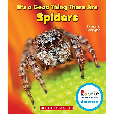 It's a Good Thing There Are Spiders