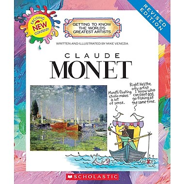 Claude Monet (Revised Edition)