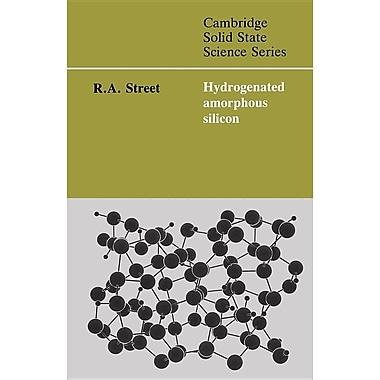 Hydrogenated Amorphous Silicon