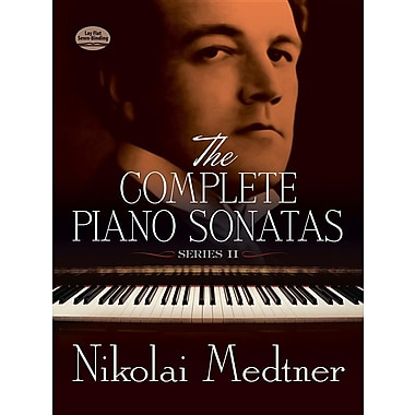 The Complete Piano Sonatas, Series II