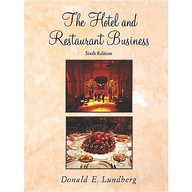 The Hotel and Restaurant Business