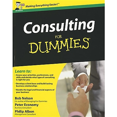 Consulting for Dummies
