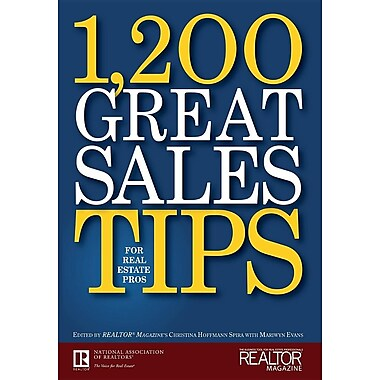 1,200 Great Sales Tips for Real Estate Pros