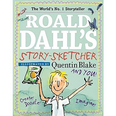Roald Dahl's Story-Sketcher: Create! Doodle! Imagine!