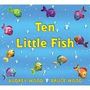 Ten little fish staples for Ten little fish
