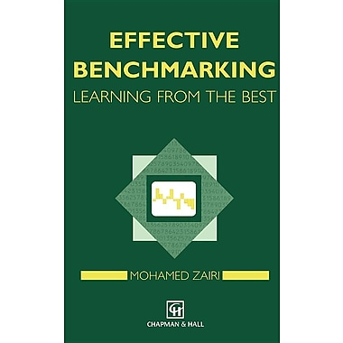 Effective Benchmarking