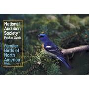 National Audubon Society Pocket Guide to Familiar Birds: Western Region: Western