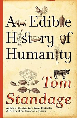 An Edible History of Humanity 1327004