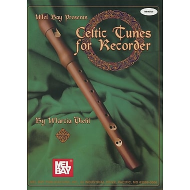 Mel Bay Presents Celtic Tunes for Recorder