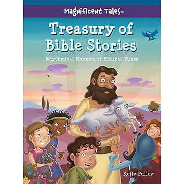 Treasury of Bible Stories: Rhythmical Rhymes of Biblical Times
