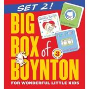 Big Box of Boynton, Set 2!: For Small and Fabulous Kids