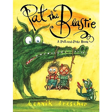Pat the Beastie: A Pull-And-Poke Book