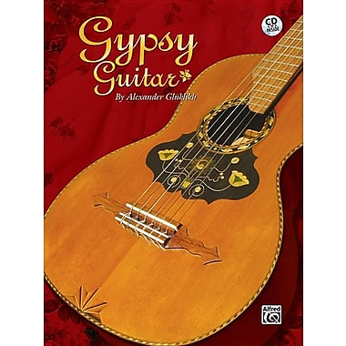 Gypsy Guitar: Book & CD