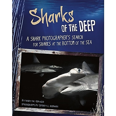 Sharks of the Deep: A Shark Photographer's Search for Sharks at the Bottom of the Sea