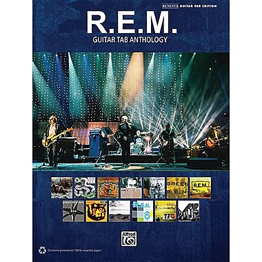 R.E.M. Guitar Tab Anthology
