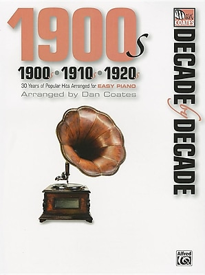 Decade by Decade 1900s, 1910s, 1920s: 30