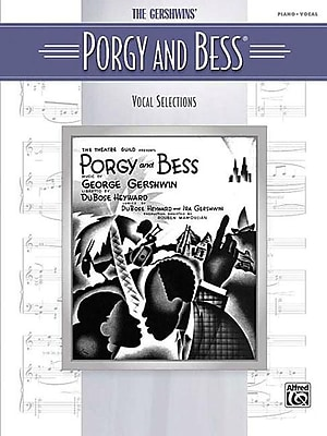 The Gershwins' Porgy and Bess Vocal Selections: