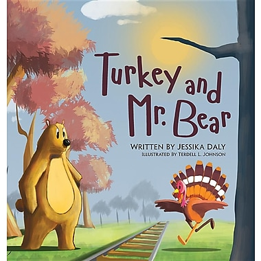 Turkey and Mr. Bear: Unlikely Friends Discover the Meaning of Holiday Spirit, Together.