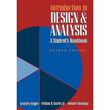 Introduction to Design and Analysis: A Student's Handbook
