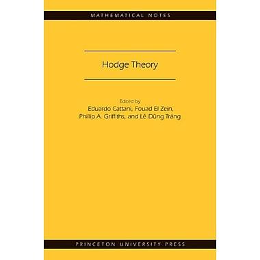 Hodge Theory (MN-49):